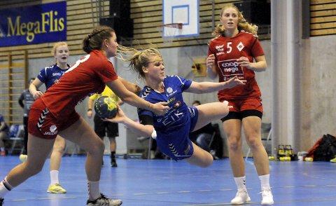 Anette Sundfær skal spille for Larvik kommende sesong.