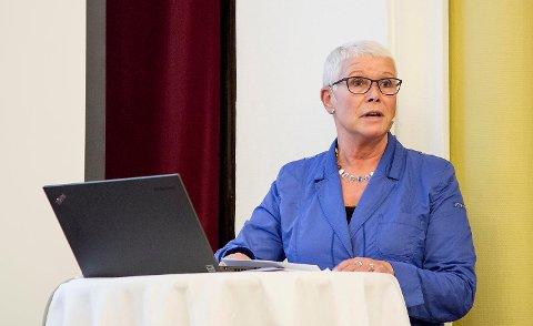 Fylkesdirektør i Nav Hordaland Anne Kverneland Bogsnes er overrasket over veksten i arbeidsledigheten i Hordaland. ARKIVFOTO: BA