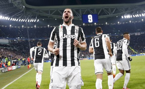 Juventus og Gonzalo Higuain har vunnet de syv siste bortekampene.
