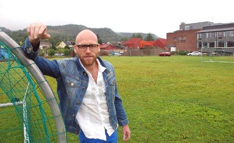 Store prosjekter: – Flere elever og gamle skolebygg gjør det nødvendig å bygge om og utvide flere av skolene i kommunen innen 2030, sier skolesjef Stig Rune Kroken i Øvre Eiker kommune. Arkivfoto