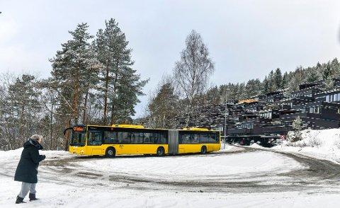 BILLIGERE BUSS: Det er satt av 700 millioner til billigere bussbilletter og hyppigere bussfrekvenser.