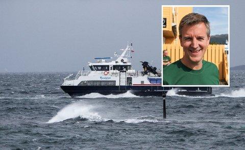 SAMFERDSEL: Den nye regjeringa kjem med lovnader om  gratis fergetransport til øysamfunn utan annan forbindelse.