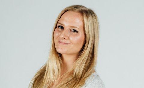 UNG: På sin første artikkel som førsteforfattar vann Kristina Osland Lavik ein internasjonal pris.