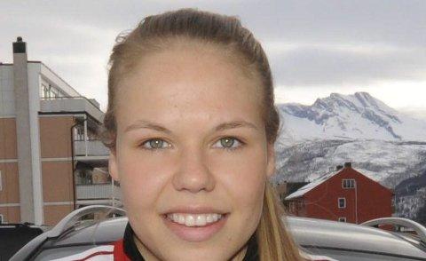 Avskjedsscoring: Vilde Fjelldal sørget for et trøstemål på overtid mot Røa. Nå pakker hun sakene og drar til Bodø.