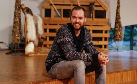 Mikkel Eikill Jebe har vært prest i Ålgård menighet siden 2015. I år skal han for første gang holde julegudstjenestene i Ålgård kirke.