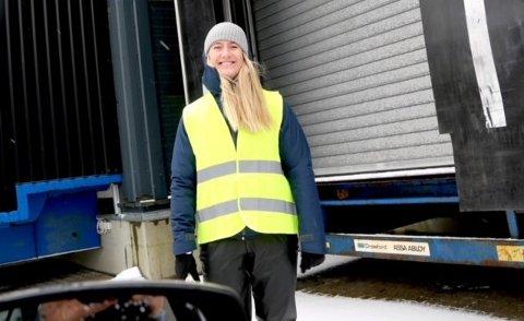 Produktkoordinator i Jæder, Rakel Kyvik Wester, gleder seg til førstkommende lørdag når matglade folk igjen skal serveres.