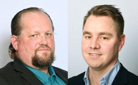 En kommunestyrerepresentant fra opposisjonen, Odd Arne Danneels Ringen (tidl. Frp) , og en fra posisjonen, Espen Østvold Rølla (tidl. Ap), har meldt seg inn i det nye politiske partiet Sentrum.