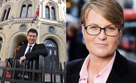 Stortingsrepresentant Stein Erik Lauvås (Østfold Ap) mener Klima- og Miljøminister Tine Sundtofts (H) departement sin avgjørelse er katastrofalt dårlig politisk håndverk.