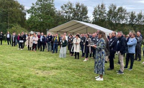 148 gjester var tilstede under NHOs sommerfest på Nordland Kultursenter forrige torsdag. Helse- og miljøtilsynet Salten mener smittevernreglene er brutt.