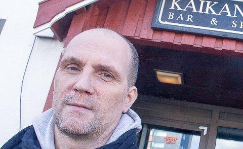 PERSONLIG: Denne gang slapp Øystein Mølmann å møte i skifteretten.