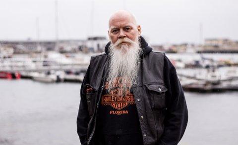 BLÆREKREFT: For ganske nøyaktig elleve år siden fikk Helge Iversen (59) fra Vadsø, påvist blærekreft. Nå forteller han sin historie.