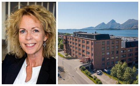 REAGERER: Fylkesleder i NSF Nordland, Gjertrud Helene Krokaa reagerer på at utenlandske vikarer har fått begynne på jobb uten at testresultater for covid-19 var klare.