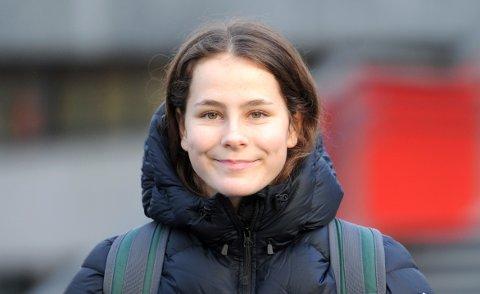NY KLUBB: Ine Marie Terland melder overgang fra moderklubben Nærbø til Ålgård.