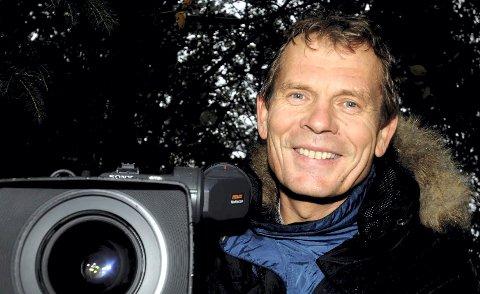 NY SERIE: Arne Nævra er i vinden om dagen. Filmskaperen fra Lierskogen kommer både med ny naturserie på NRK og serien NORGES VILLMARKER – eller WILD NORTH som den heter internasjonalt, er solgt til Netflix.