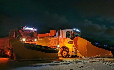 Presis Vegdrift er klar til å overta driften av riksveiene i Midtre Hålogaland.