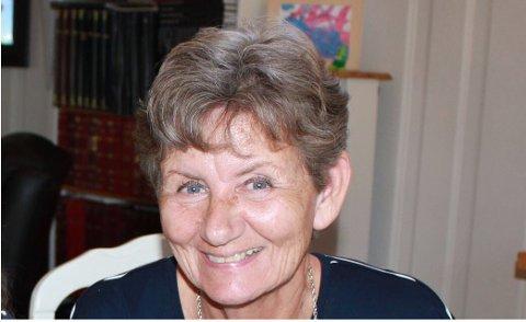 Savnet: Dette er den savnede kvinnen (69) som sist ble sett på toget til Ski tirsdag ettermiddag.