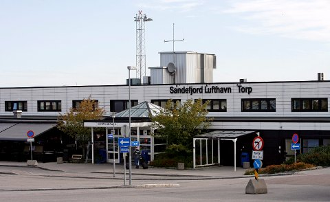 Sandefjord Lufthavn Torp