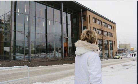 PUNKTUM SATT: Denne uka var Hege i Nord-Troms tingrett og fortalte retten hva som skjedde. Hun er glad for at det nå er satt punktum for saken, men ønsker ikke å få fullt navn og bilde i avisa i frykt for at det kan resulter i flere ubehagelige brev i posten.