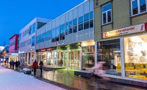 LEGGER NED: Allerede på mandag blir det opphørssalg på butikken, som har holdt til på Torgcenteret i 18 år.