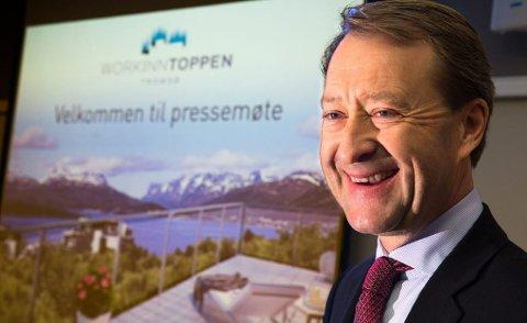 OVERTAR GRESVIG: Investor Bjørn Rune Gjelsten. Foto: Arkiv