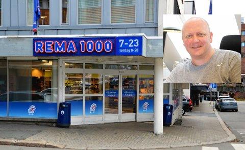 – BURDE FÅ ROS: Redaktør Are Knutsen (Innfelt) i bransjebladet Dagligvarehandelen mener den ansatte som nektet en 62-åring å kjøpe snus er en helt.