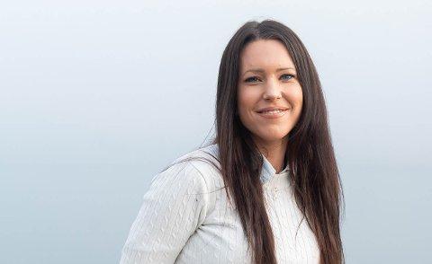 SER FRAMOVER: – Jeg håper det kan bli litt ro i Løtenskolen framover, sier Hilde Mari Bjørke (SV).