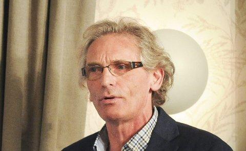 Ikke hørt noe: Rådsleder Eirik Ellingsen har ikke hørt noe om saken.