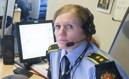 SPENT: Operasjonsleder Marianne Mørch er spent på hvordan det går.