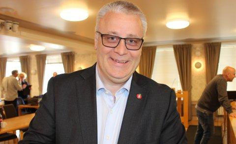 NEI NEI: Bård Hoksrud er stortingsrepresentant for Frp i Telemark. Han vil sammen med Frps stortingsgruppe stemme nei til regjeringens forslag til karbonfangst og -lagring ved Norcem i Brevik. – 15 til 17 milliarder kroner er altfor mye for et usikkert prosjekt.