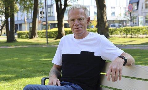 HAR FÅTT ET NYTT LIV: Stranda- og stridsklevgutten Jan Ivar Slåen har fått et nytt liv etter at han ble med i Eidanger IL. Rusmisbruk og kriminalitet er byttet ut med gode venner og idrettsglede de tre siste årene.