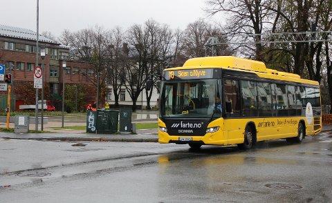 KUTTER SONER: I Telemark går man fra 94 til 14 soner.
