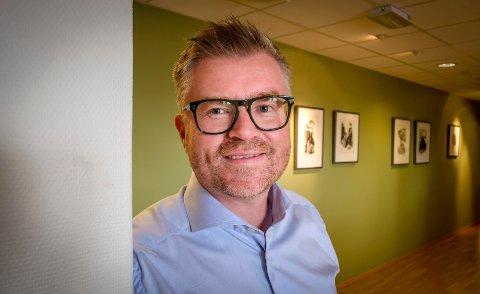 Allan Rognan (Sp) var kritisk til saksgrunnlaget politikerne hadde da skolestrukturen ble vedtatt i mars 2017.