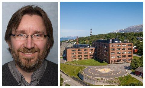 FORSKER: Petter Elstrøm jobber på avdeling for smittevern og beredskap i Folkehelseinstituttet. Han sier at rådene om avvente test-svar for helsepersonell som unntas karantenereglene før de begynner i jobb har eksistert siden starten av juni.