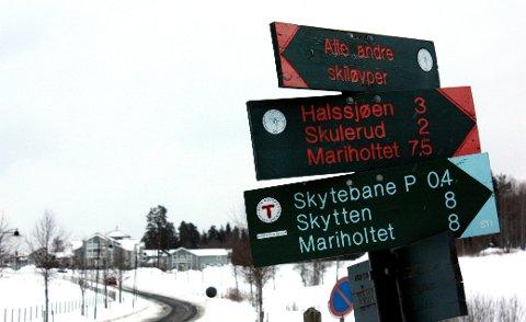 KARTLEGGES: Verneverdiene i Østmarka skal nå kartlegges med tanke på å etablere nasjonalpark. Bildet er fra Losby i Lørenskog. Foto: Torstein Davidsen