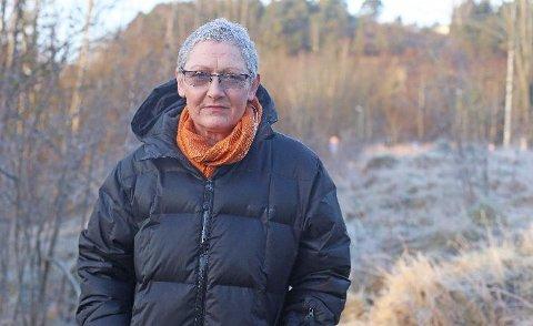 ADVARER: Anita Rasmussen oppfordrer andre til å la være å bruke pengene dersom de får noe tilgode etter strømmålerbytte.