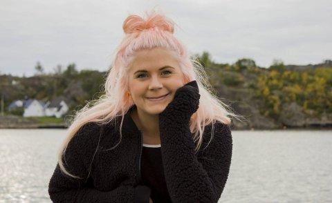 SKAL FIKSE KROPPEN: Line Elvsåshagen er klar for nytt program på TV. Nå skal hun endre hvordan hun selv, og andre, tenker om kroppen sin.