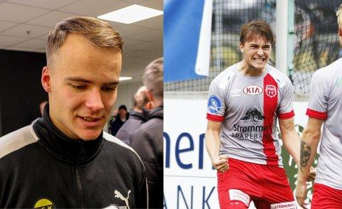 DUO: Erik Brenden (t.v.) og Sivert Gussiås er ventet å bli klare for klubben så snart de siste formalitetene går i orden.