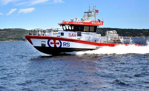 ALVORLIG: En båtfører fra Sarpsborg kritiserer mannskapet på Horn Rescue etter en hendelse sist uke.