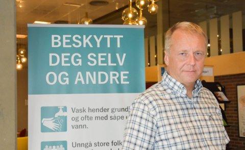 OVERKJØRT: Ordfører i Indre Østfold kommune, Saxe Frøshaug (Sp) syns ikke noe om Helsedirektoratets siste utspill.