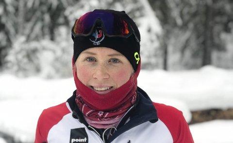 TREFFSIKKER: Ida Emilie Herfoss imponerte på standplass, og tok nesten sin andre NM-medalje søndag.FOTO: PRIVAT