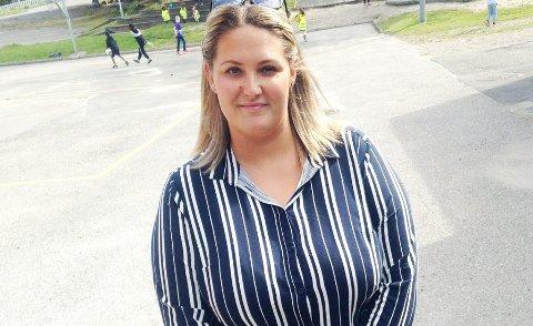 DYRT: Å ha barn på SFO og i barnehage har sin pris, konstanterer Kristine Larsen.