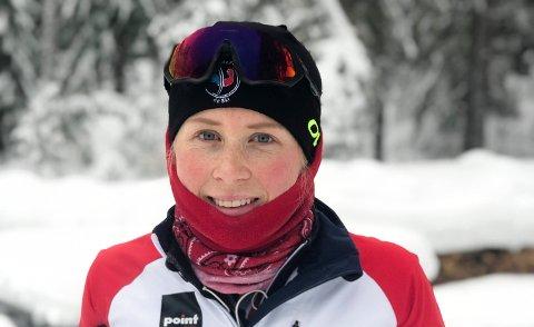 SATSER: Ida Emilie Herfoss fra Drangedal satser for fullt på skiskytingen. Kommende helg får hun en unik sjanse på hjemmebane.