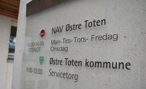 STOR ØKNING: Antallet søknader om startlån har vært mye høyere i Østre Toten kommune i år enn tidligere. Så langt er 30,6 millioner utbetalt i 2019.