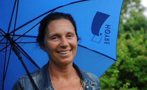 OPPOSISJONEN:Ann Kristin Bakke er nominert til å være ordførerkandidatfor Høyre, Nittedals nest største parti.