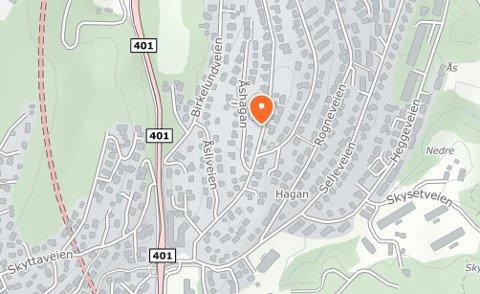 GODAVKASTNING:Litt boligutvikling ga prishopp for tomta med adresse Likollen 18.