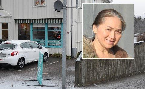 NYHIMMELRETNING: Puls Kafé & Kjøkken på Åneby har ansatt Kingdao Etland (innfelt) for å satse på asiatisk mat.