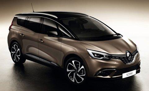 Slik ser Renaults ferske flerbruksbil ut. Det blir ikke penere i denne klassen.
