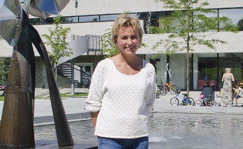 Plansjef Ellen Grepperud i Ås kommune.