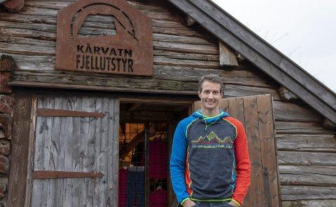 Nils-Erik Ulset slo hele verdenseliten lørdag. (Arkiv)