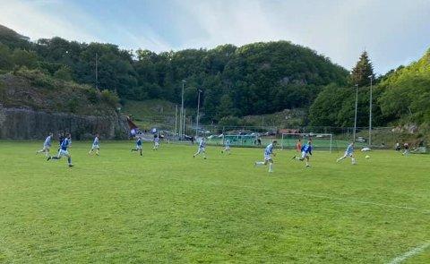 SOLID MOI-SEIER: Moi slo Hidra 4-1 på Myran Stadion.